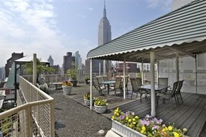 Building Roof Deck