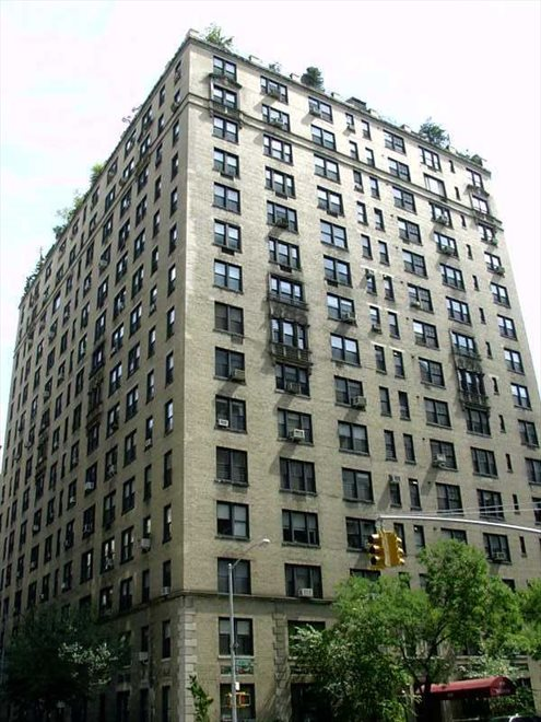 470 West End Avenue, 9B, Building Exterior