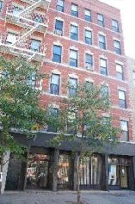 Tompkins Court Apartment Building | View 99 Avenue B | Tree-Lined Ave B