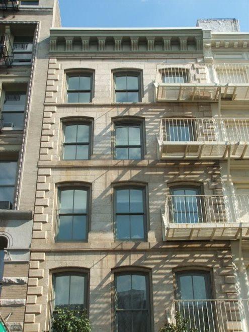 Big windows, high ceilings, original details
