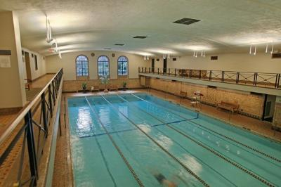 Health Club with Swimming Pool!