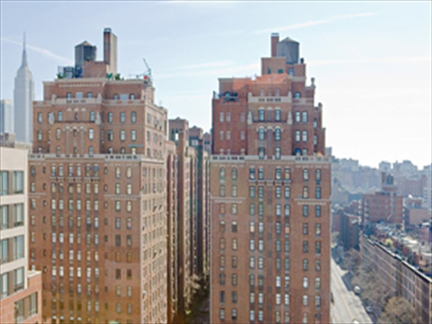 New York City Real Estate | View 470 West 24th Street, #16J | Prewar architecture