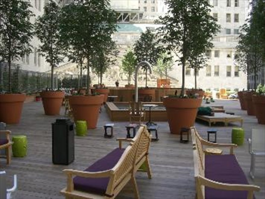 Starck Park - 5000sf roof terrace