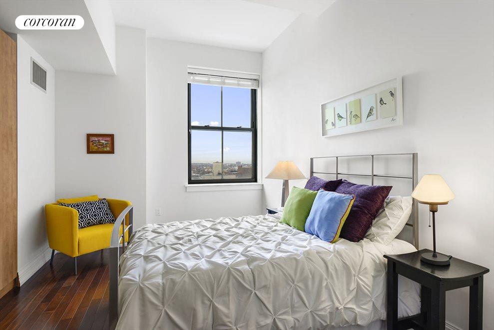 Spacious Bedroom w/ Ample Storage