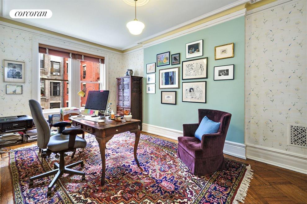 Fourth Floor Office/Bedroom