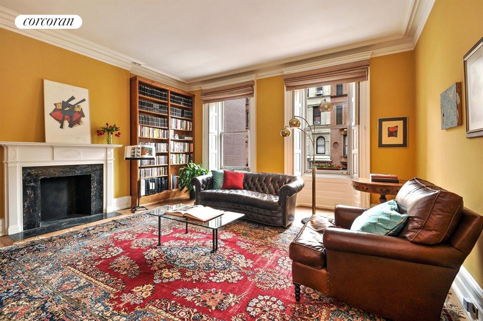 Third Floor Master Sitting Room/Bedroom