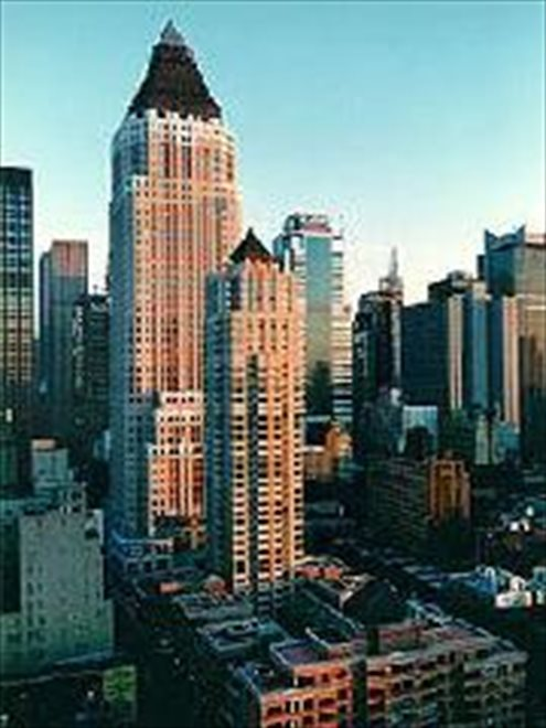 New York City Real Estate | View 393 West 49th Street, #3MM | The Residences at Worldwide Plaza