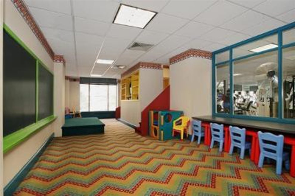 Building Children's Playroom