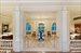 Elegant Marble Lobby and Inner Garden