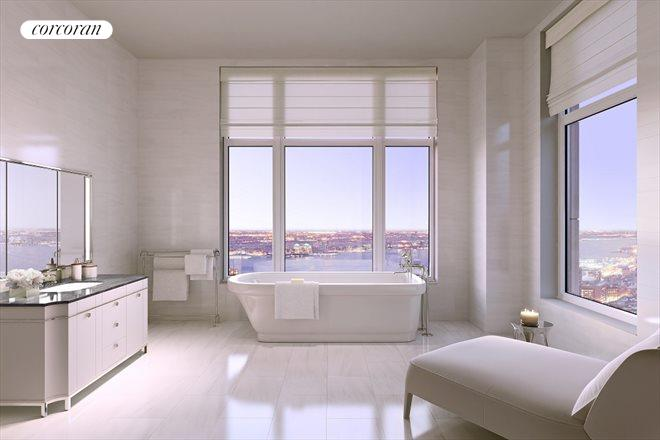 Condominium for Sale at Four Seasons Hotel, 30 Park Place Ph-78b 30 Park Place New York, New York 10007 United States