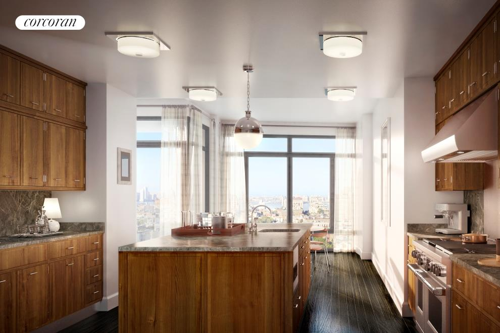 155 West 11th Street, 11C, Kitchen
