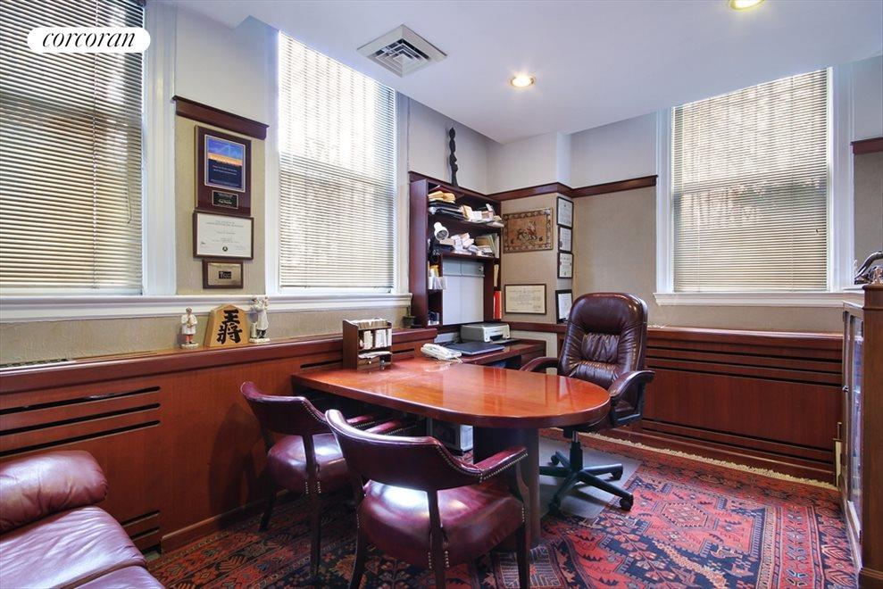 Consultation Room, 1060 Fifth Avenue