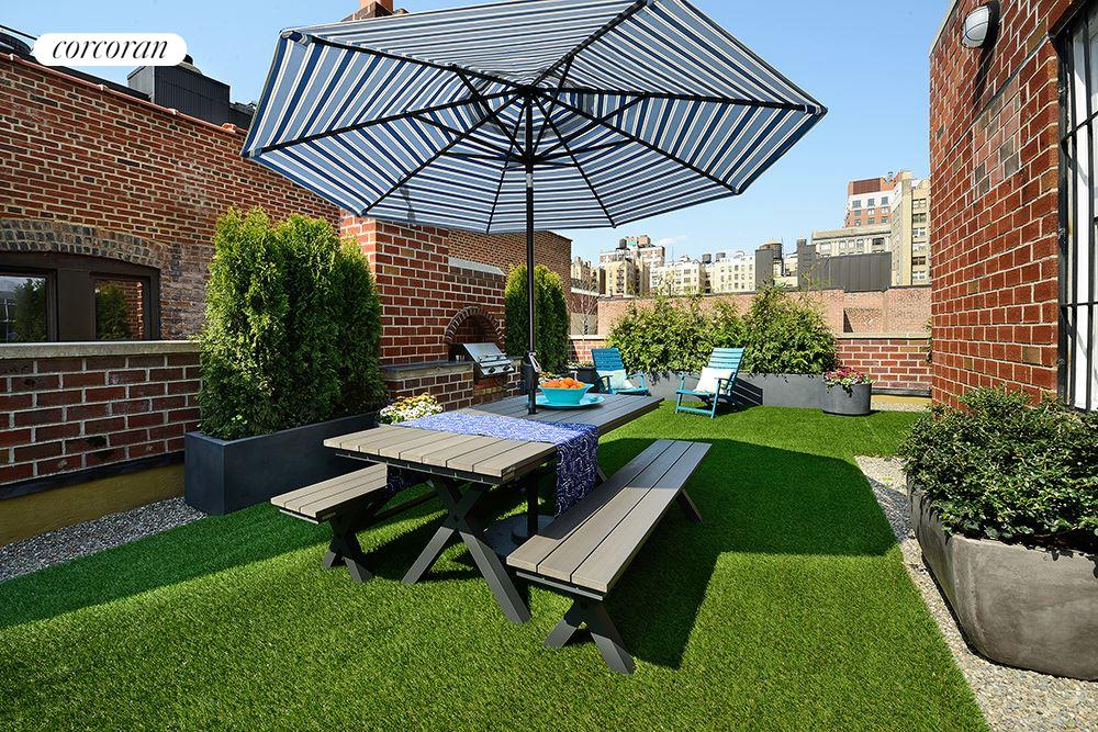 311 West 83rd Street, 5D, Outdoor Space