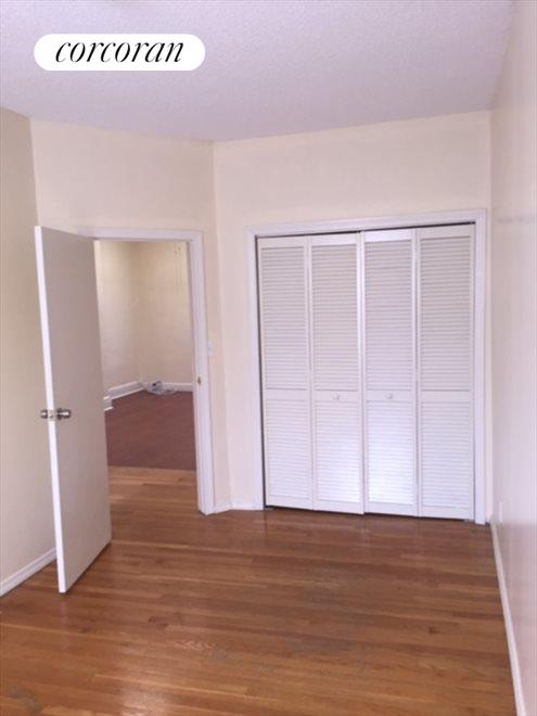 Closets space throughout