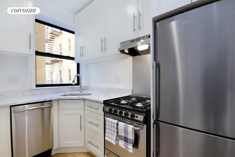 New York City Real Estate | View 851 Franklin Avenue, #2A | Kitchen