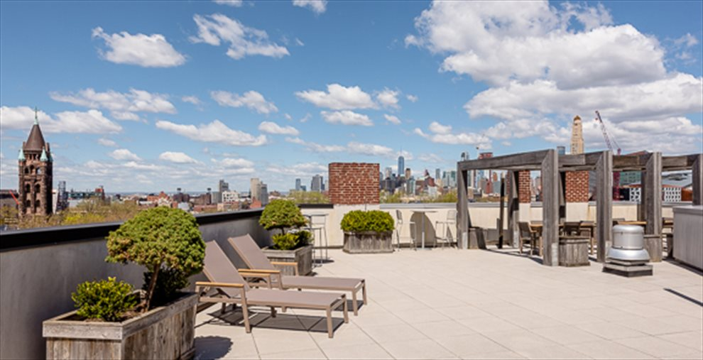 New York City Real Estate | View 145 Park Place, #4A | Roof Deck
