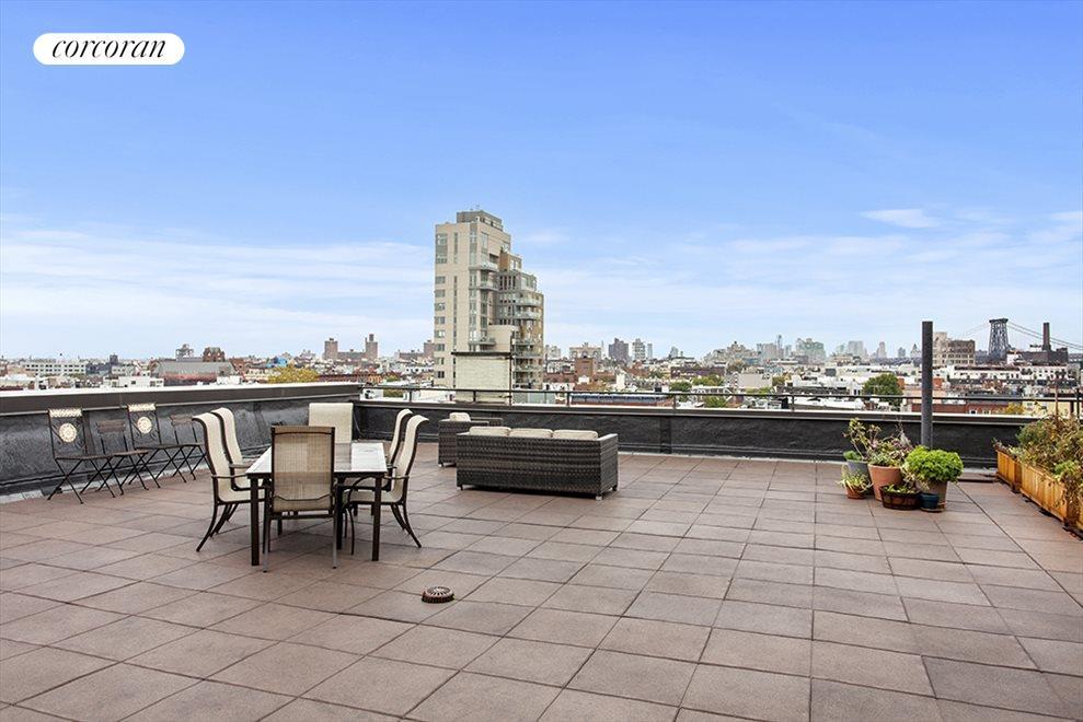 Resident's Roof Terrace