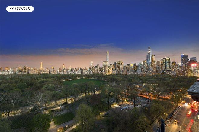 Corcoran 91 Central Park West Apt Ph A Upper West Side
