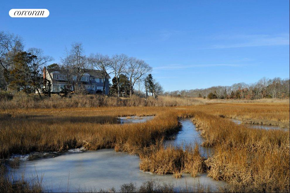 The Hamptons Real Estate | View 1503 Peconic Bay Blvd | Water View