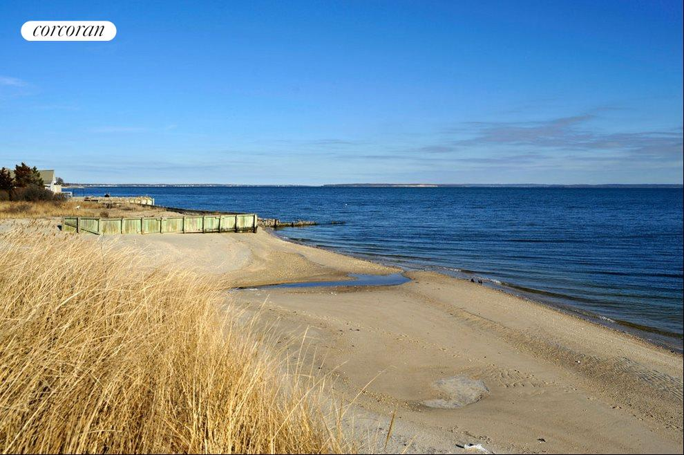 The Hamptons Real Estate | View 1503 Peconic Bay Blvd | Beach
