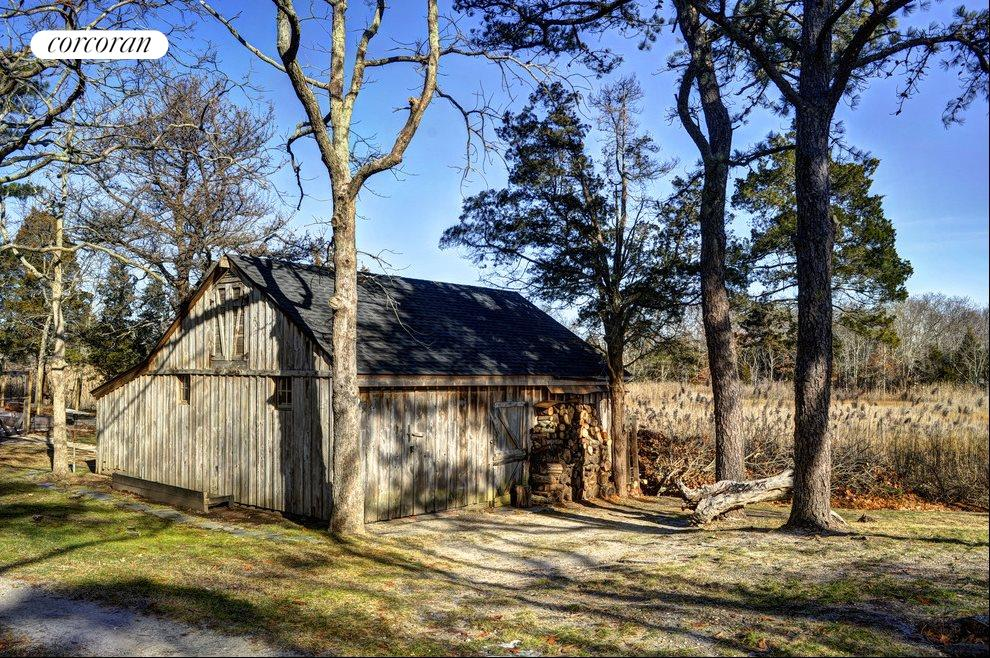 The Hamptons Real Estate | View 1503 Peconic Bay Blvd | Shed