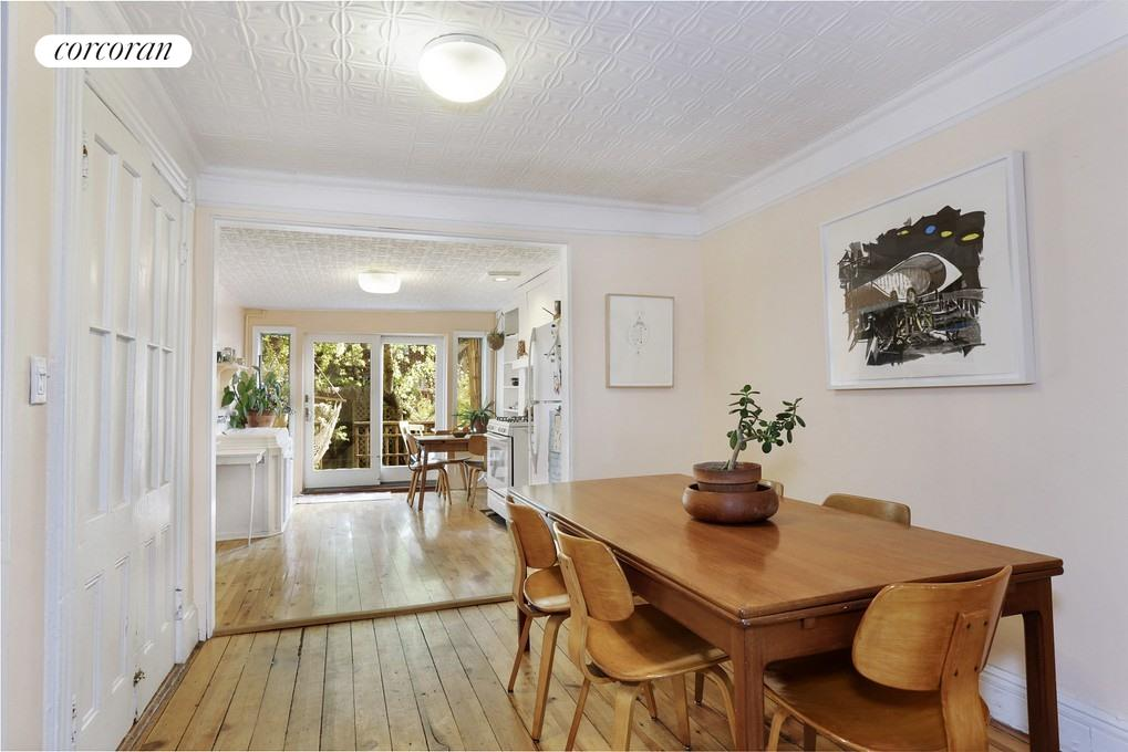 38A Windsor Place, Dining Room