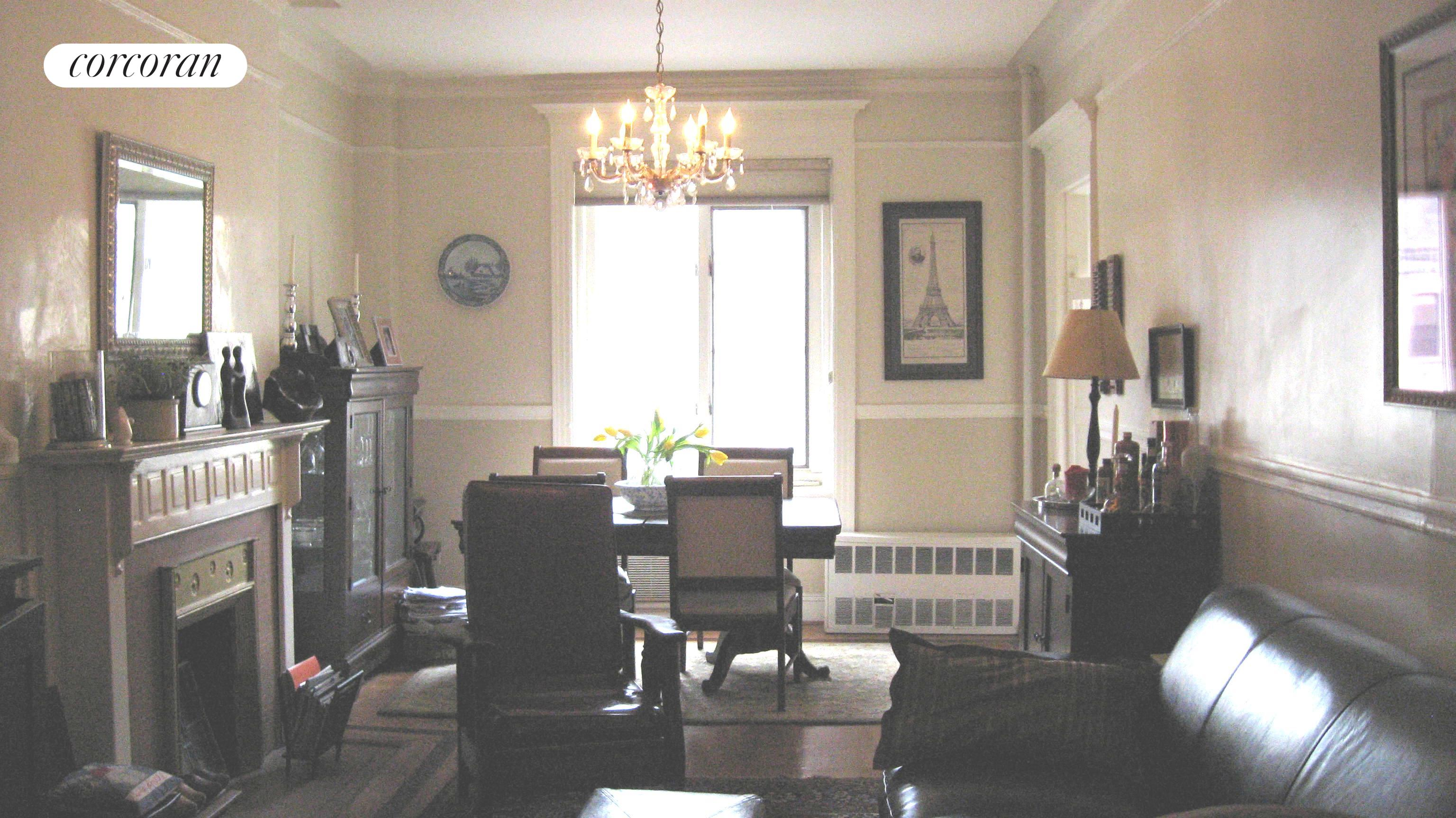 349 West End Avenue, 4, Living Room