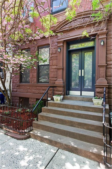 Lovely Brick and Brownstone Faced 8 Unit Coop