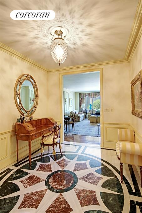 Corcoran 785 Fifth Avenue Apt 7c Upper East Side Real
