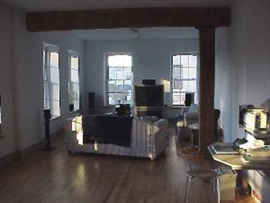 New York City Real Estate | View 81 Washington Street, #4G | 2 Beds, 1 Bath