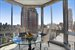200 East 65th Street, 26N, Dining Area with Central Park Views