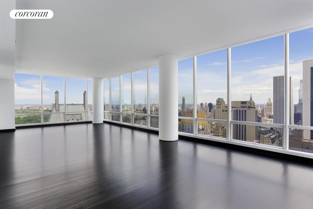 157 West 57th Street, 45C, Foyer
