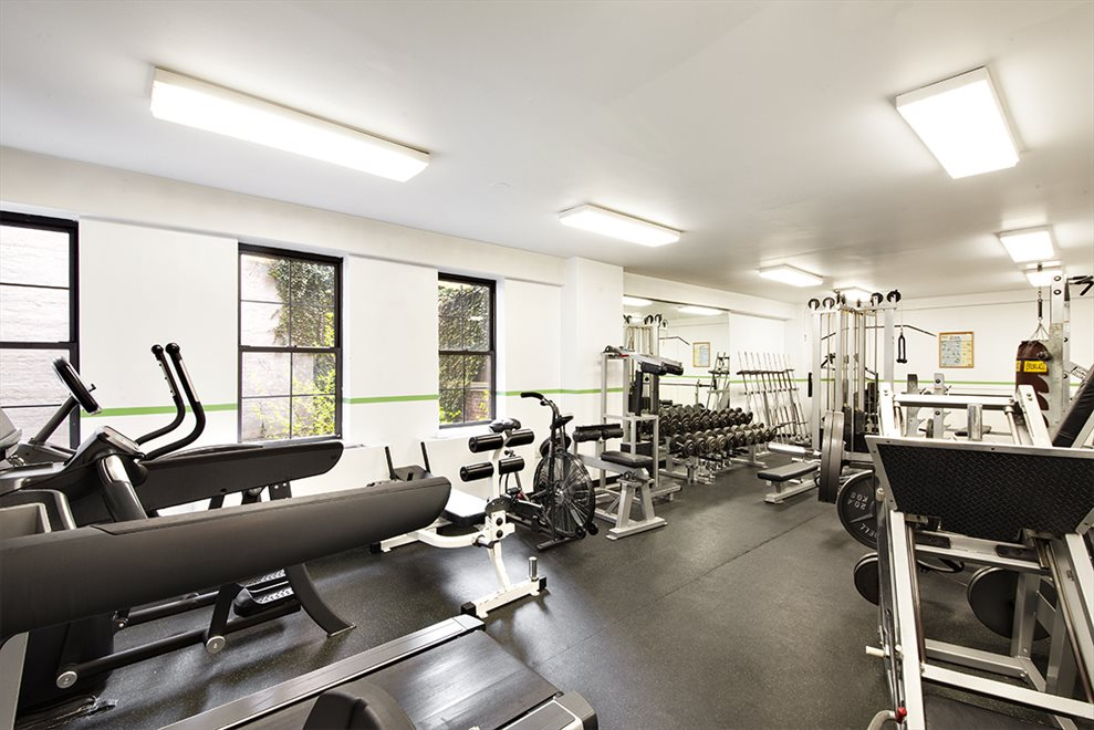 Complimentary First Floor Fitness Room