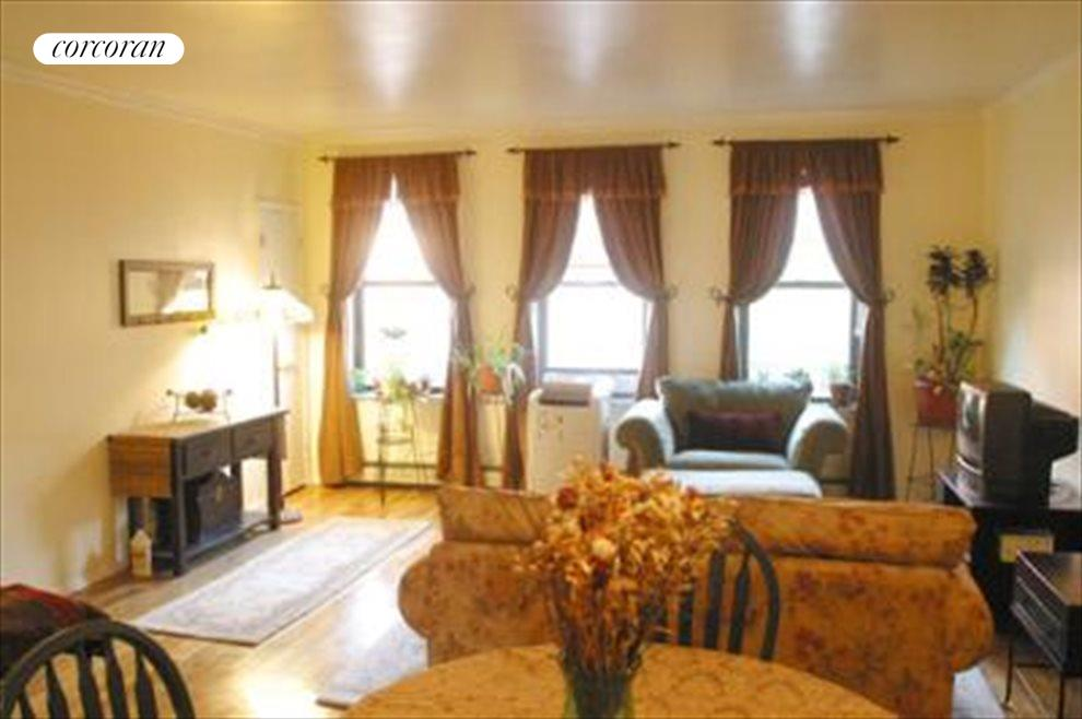 New York City Real Estate | View 118 Union Street, #9C | 2 Beds, 1 Bath