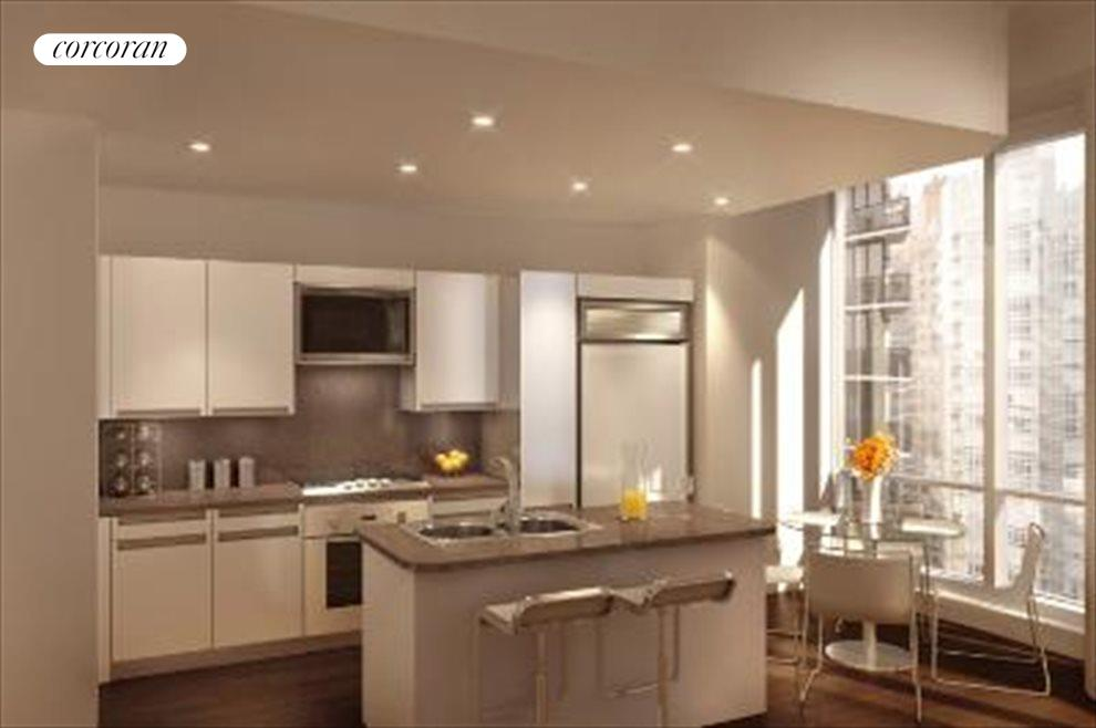 New York City Real Estate | View 250 East 49th Street, #3E | room 1