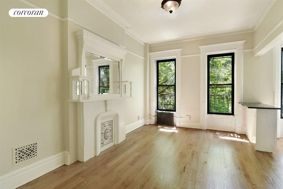 New York City Real Estate | View 904 Greene Avenue, #2 | 2 Beds, 1 Bath