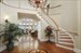 3561 Noyac Road, Grand entrance hall with sweeping staircase