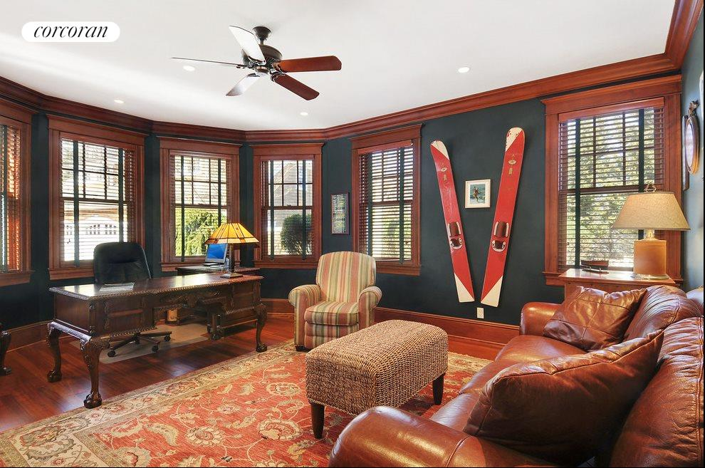 First floor office can also be a sixth bedroom