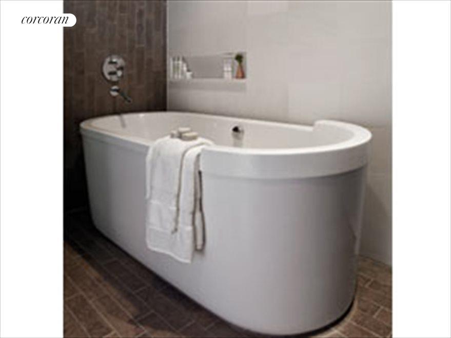 Phillipe Starck freestanding tub