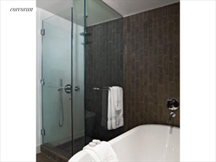 Separate Shower w/ Grohe Rainshower