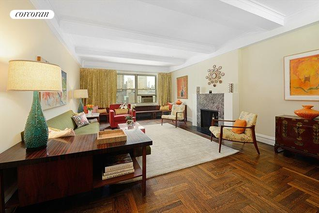 45 East 85th Street, 9D, Living Room