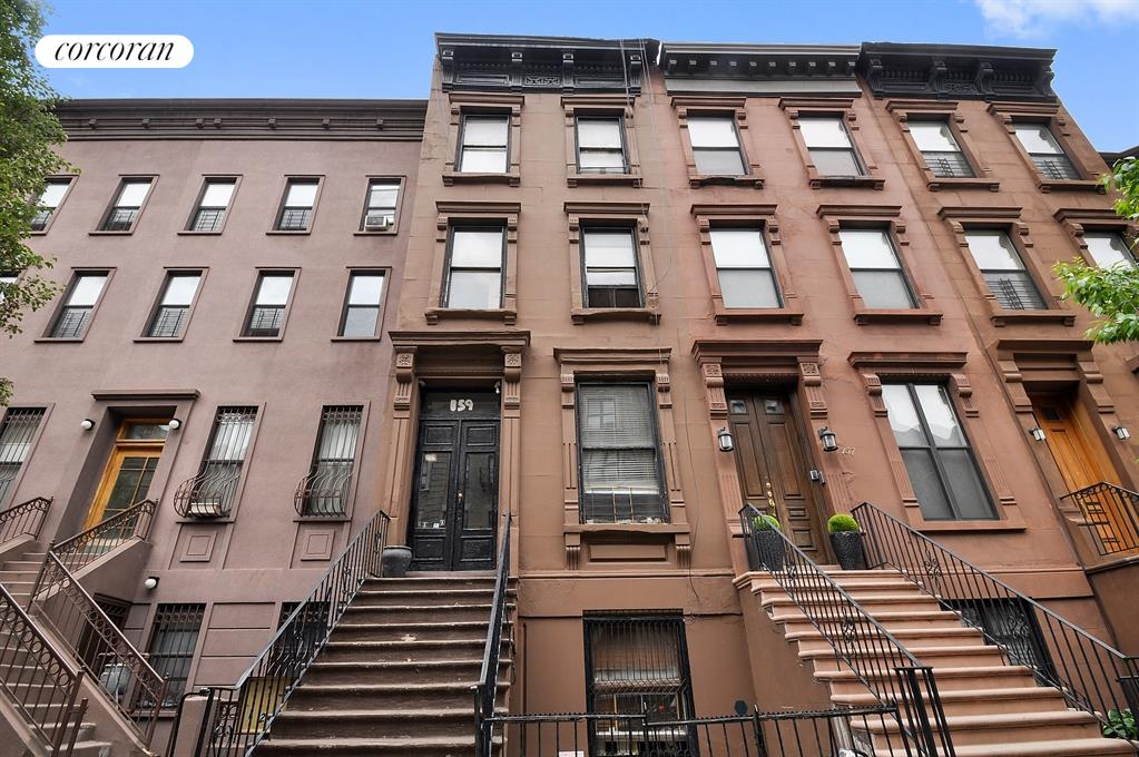 Corcoran 159 west 129th street harlem real estate for Townhouses for sale in harlem