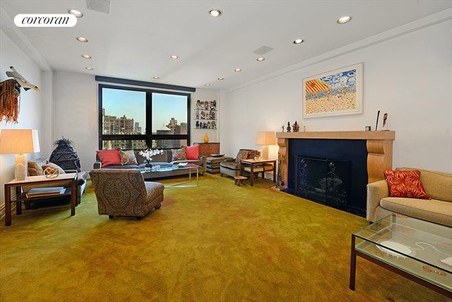 1111 Park Avenue, 11D, Living Room