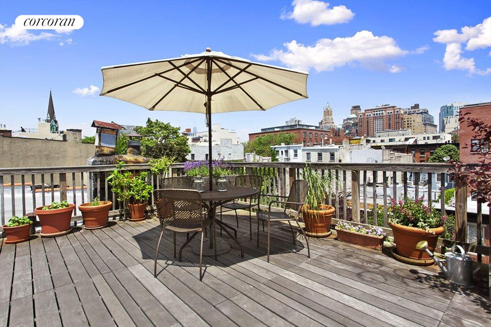 Exclusive Roof Deck