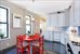 125 Eastern Parkway, 5a, Cheerful eat-in kitchen...