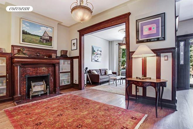 212 Midwood Street, Stunning bay front living room...