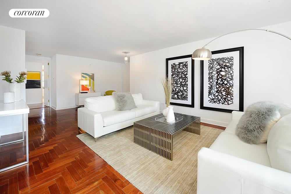 1965 Broadway, 10H, Living Room