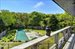 65 Cross Highway aka 274 Fresh Pond, View of pool and gardens from main floor deck of house