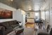 135 14th Street, Kitchen / Living Room