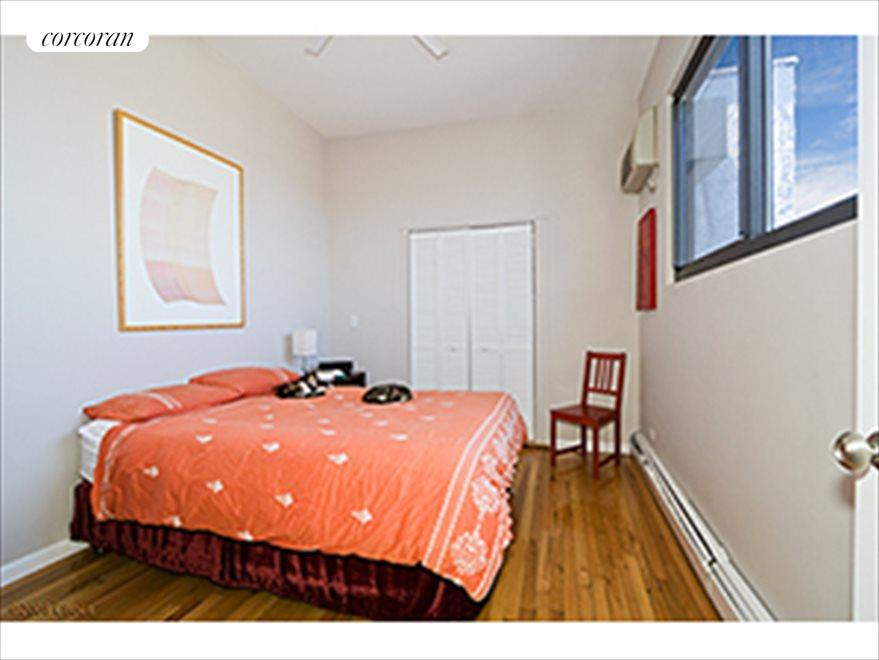 New York City Real Estate | View 115 Eastern Parkway, #6B | Master bedroom